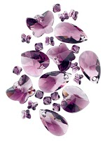 Swarovski Crystal 2011/2012 Spring Collection Swarovski spring shapes jewelry effects colors color beads 2011 Swarovski Crystals 