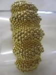 Peyote Bumps Bracelet