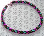Bead Crochet Rope