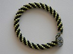 8 Cord Kumihimo Bracelet