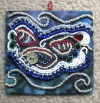 Improvosational Bead Embroidery