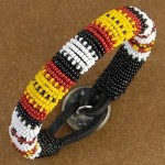 Native American Seed Bead Bracelet Pattern