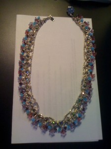 Cheerful Mid Afternoon Necklace with Sonoko Nozue