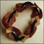 Brick Stitch Shape Bracelet