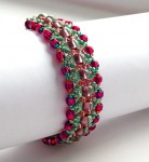 Free Seed Bead Bracelet Patterns Super Easy Cross Weave Bracelet right angle weave embellished band bracelet patterns old count peyote stitch Magic Forest seed bead bracelet Hollywood beaded bracelet free seed bead patterns free seed bead bracelet patterns free beading patterns flat spiral stitch earrings Elizabeth I Cuff Butterfly beaded cuff along Blue Star Bracelet with twin beads beading bead stitching