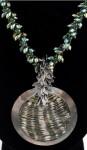 Long Magatama Necklace