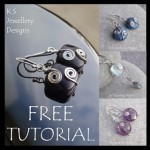Spiral Wire Earring Tutorial