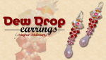 Dew Drop RAW Earrings