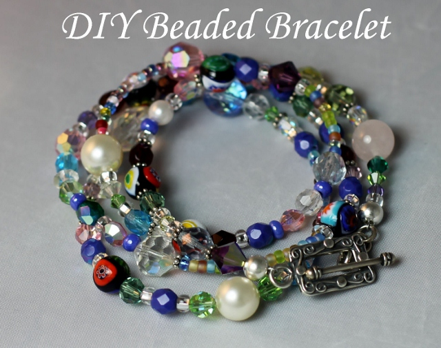 Diy Bead Bracelet Ideas - Bangle And Bracelets