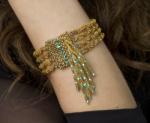 Multi-Strand Spiral Rope Bracelet