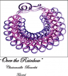 Over the Rainbow Chain Maille