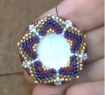 Peyote Star Bezel