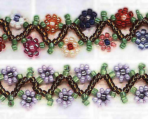 Free Seed Bead Patterns 60 Cute Projects Easy Bracelets Necklace Awesome Seed Bead Patterns