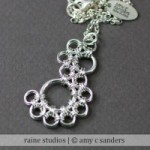 Chainmaille Tutorial: Shenandoah Pendant