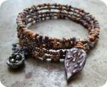 Memory Wire Cuff Bracelets