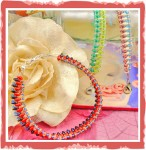 Super Duo Beaded Bracelet