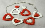 Sweetheart Foam Necklace