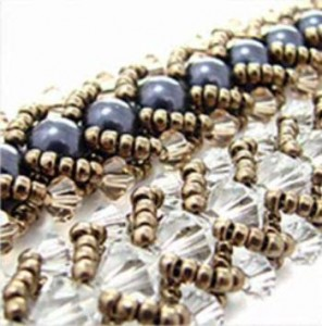 Spiral Stitch Beaded Jewelry Tutorials