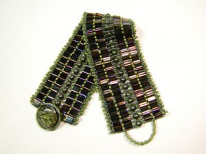 Working With Tila Beads