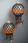 Halloween Ball Ornament