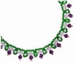 Simple Sparkle Necklace Pattern