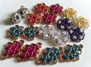 Chain Maille Components