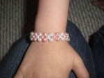 Easy 2-Needle Right-Angle Weave Bracelet