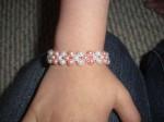 Easy 2-Needle Right-Angle Weave Bracelet