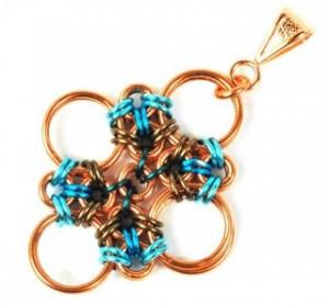 Chain Maille Designs and Tutorials