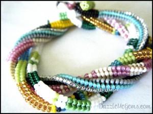 Square Rope Bracelet