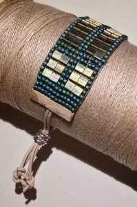 Tila Beads and the Jewel Loom