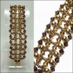 Free Crystal Bracelet Pattern