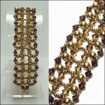 Free Right Angle Weave Seed Bead Patterns right angle weave crystal bracelet right angle weave beading with twin beads multiple bead right angle weave modified right angle weave free right angle weave seed bead patterns double right angle weave cubic right angle weave