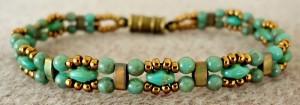 Trestle Bands Bracelet