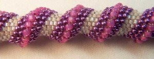 Spiral Stitch Beaded Jewelry Tutorials
