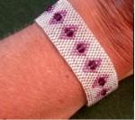 Easy Peyote Stitch Beaded Bracelet Patterns