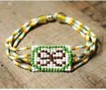 Resolution Bracelet and Bead Loom Tutorial