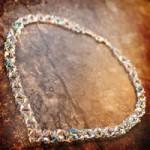 Crystal V Necklace