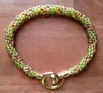 Springtime Kumihimo Bracelet