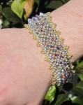 Beaded Lace Jewelry