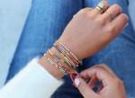 DIY Morse Code Bracelets