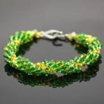 DNA Spiral Bracelet