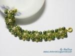Rikku Seed Bead Bracelet