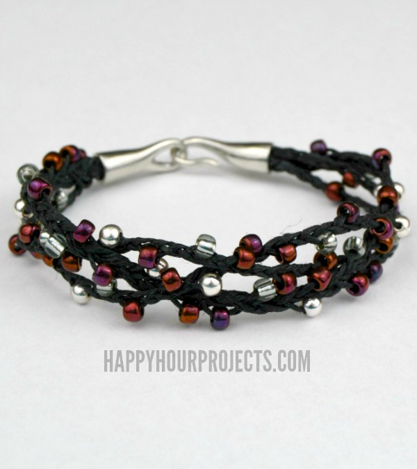 Free Seed Bead Bracelet Patterns 1192015 Guide To Beadwork Blog