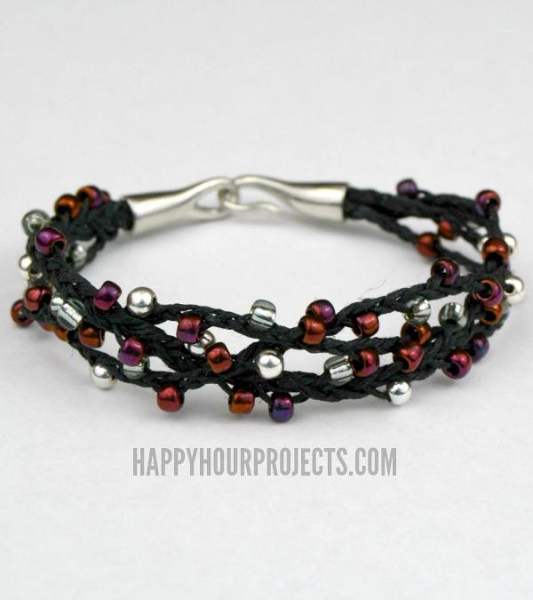 Free Seed Bead Bracelet Patterns 1192015 Guide To Beadwork Blog