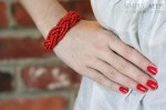 Easy Braided Seed Bead Bracelet