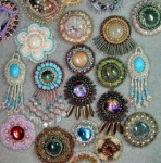 Bead Embroidery Components
