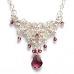 Byzantine Sunburst Necklace