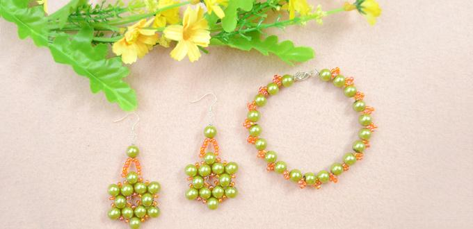Seed Bead Earring Patterns (4/10/2015) | Guide To Beadwork Blog