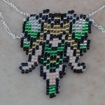 Zelda Fairy Necklace